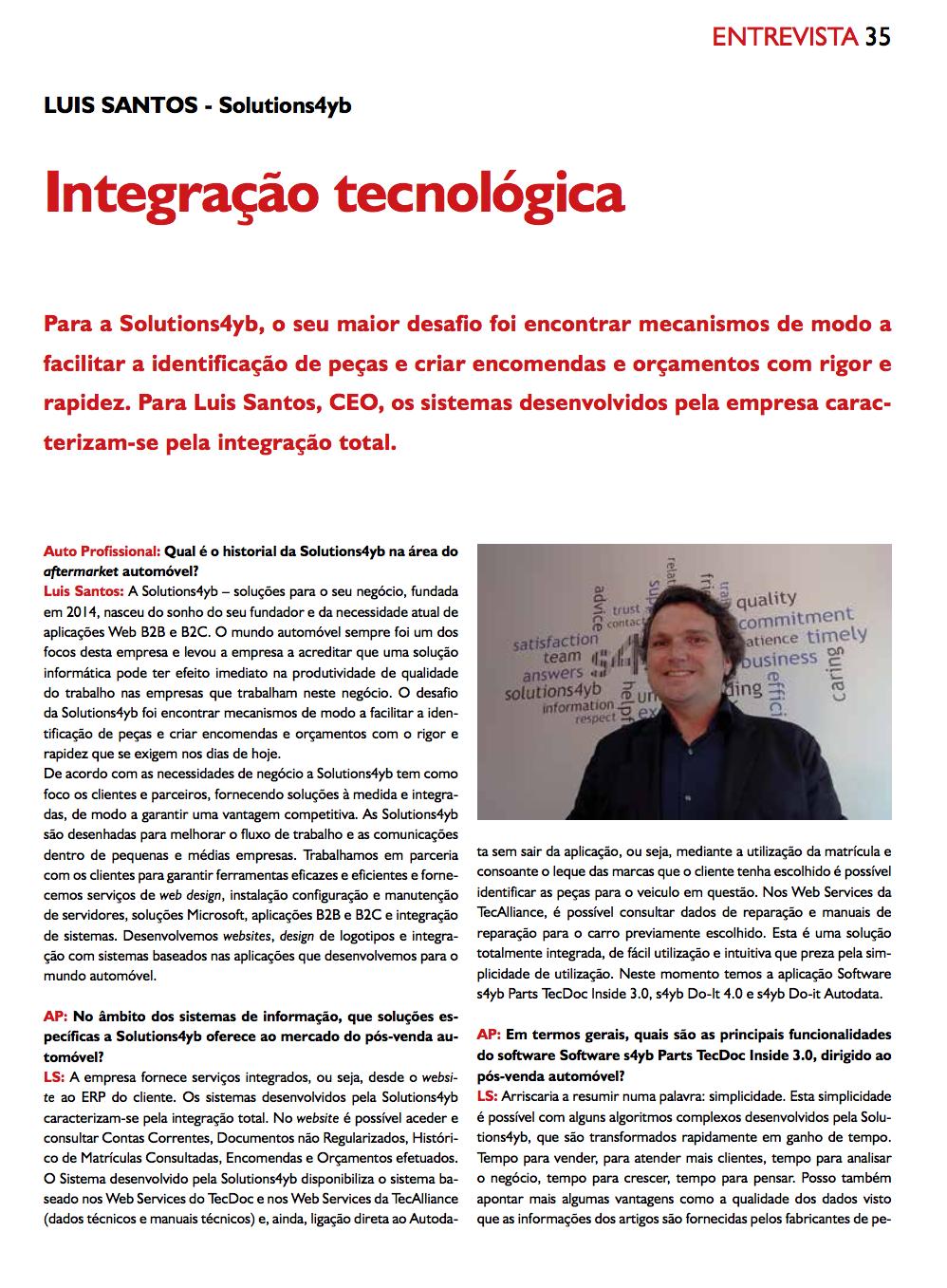 Revista Auto Profissional N86 - PAG35