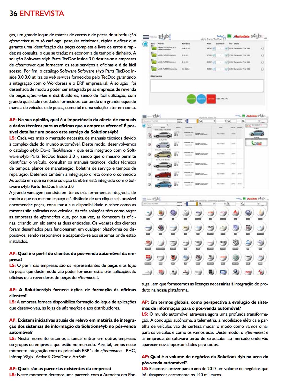 Revista Auto Profissional N86 - PAG36