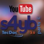 videos da Aplicação s4yb Parts TecDoc